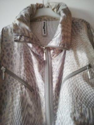 Nur 2x getragen: Original AIRFIELD Sommer-Blouson, trendy Schlangenprint, Bestzustand