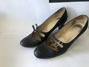 Lloyd Mary Jane pumps zwart