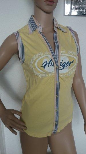 NUR NOCH HEUTE!!! LETZTER PREIS!!! Superschönes Hilfiger-Shirt Poloshirt Gr.M