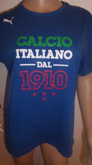 SUPER-SALE!!! Puma T-Shirt Italia blau Gr.M