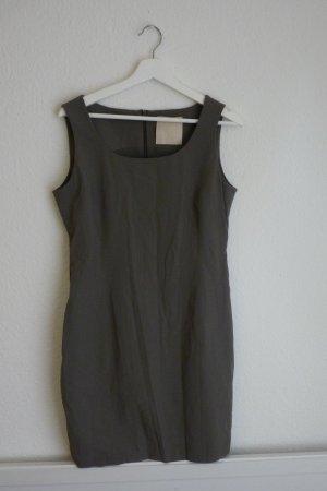 NVSCO 2107 Kleid M 40 Damenmode Designer Fashion Blogger Business Casual khaki grün