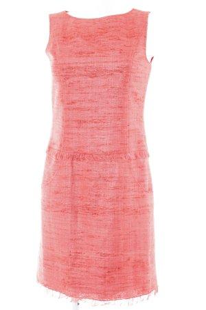 NVSCO Sheath Dress bright red Boho look