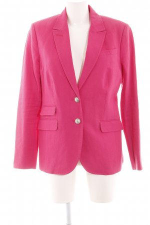 NVSCO Long-Blazer pink Business-Look