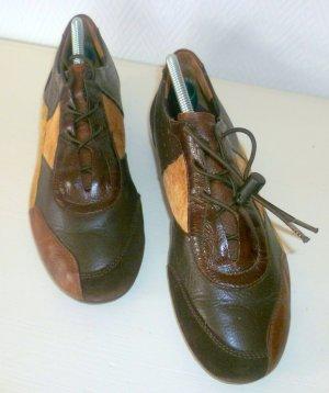 NW - PAUL GREEN - Echt Leder Sneaker  - Gr. 3,5 = 36