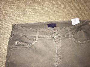 NYDJ Jeans elasticizzati marrone-grigio-grigio