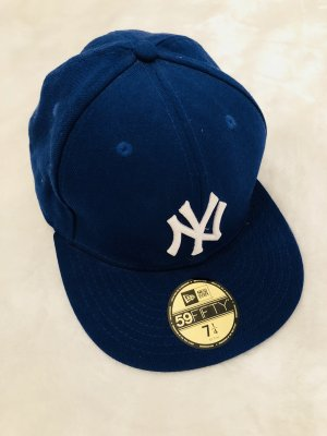 (The Mercer) NY Baseball Cap blue