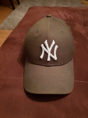 New Era Baseball Cap olive green