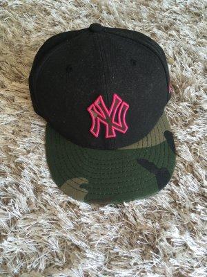 NY Cap Camouflage Gr. 57,7