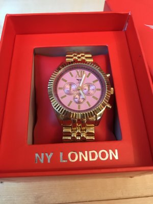 Watch gold-colored-pink