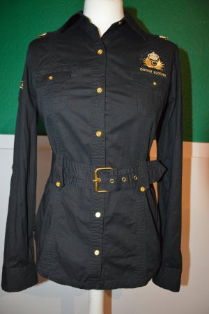 NYC *** coole Bluse im Militarylook ***