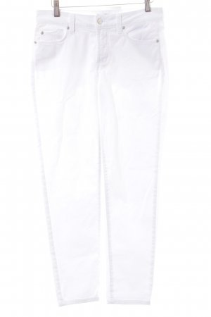 NYDJ 7/8 Jeans weiß Casual-Look