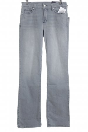 NYDJ Boot Cut Jeans grau Casual-Look