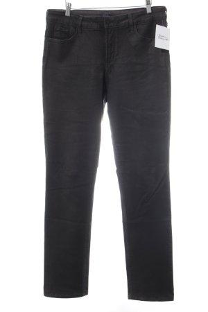 NYDJ Pantalon cinq poches noir style décontracté