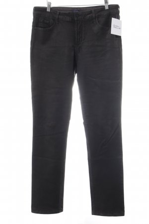 NYDJ Five-Pocket Trousers black casual look
