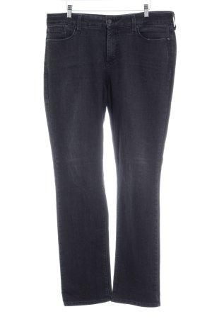 NYDJ Skinny Jeans dunkelgrau Casual-Look