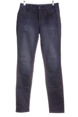 NYDJ Slim Jeans dunkelblau schlichter Stil