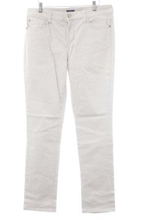 NYDJ Slim Jeans hellbeige Casual-Look