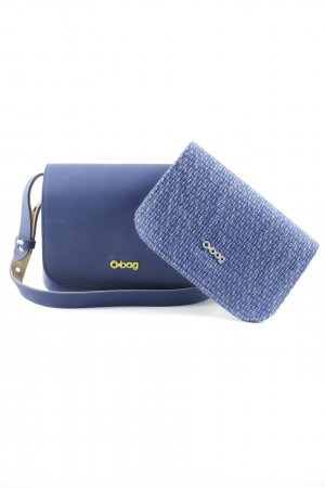 O bag Mini Bag blue casual look
