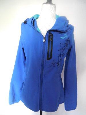 O'Neill Softshell Jacke blau
