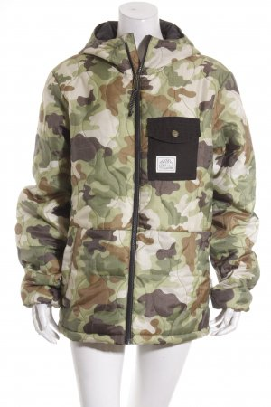 O'neill Übergangsjacke Camouflagemuster extravaganter Stil