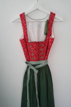 Angermaier Dirndl multicolored cotton