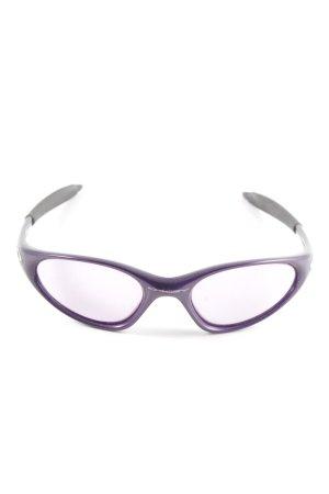 Oakley Occhiale lilla Colore sfumato stile casual