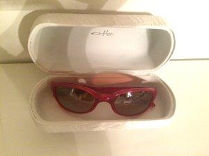 Oakley Fives Sonnenbrille Rot