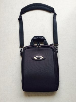 Oakley Borsa pc nero