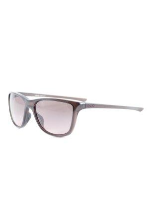"""Oakley runde Sonnenbrille """"Reverie"""" braun"""