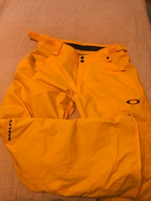 Oakley Skihose gelb wie neu
