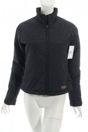 Oakley Quilted Jacket dark blue simple style