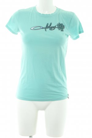 Oakley T-Shirt graugrün Casual-Look