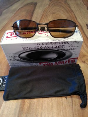 OAKLEY Whisker Polarized Sonnenbrille