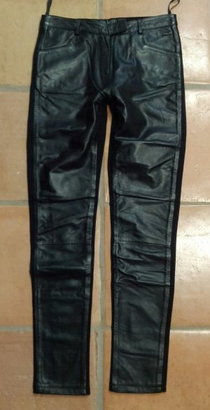 Oakwood Legging noir cuir