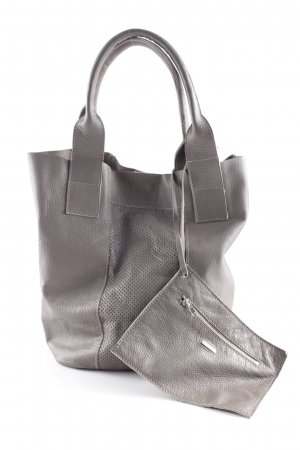 Oakwood Carry Bag grey brown casual look