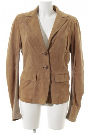 Oakwood Lederjacke camel Casual-Look