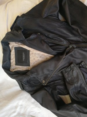 Oakwood Lederjacke Gr. M in schwarz