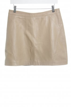 Oakwood Lederrock beige Casual-Look