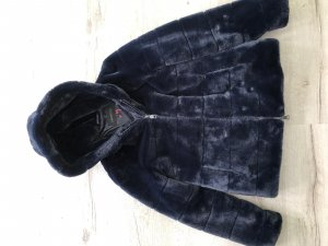 Oakwood Fur Jacket multicolored