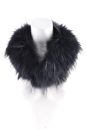 Oakwood Sciarpone nero stile da moda di strada