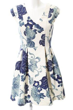 Oasis A-Linien Kleid Blumenmuster Elegant