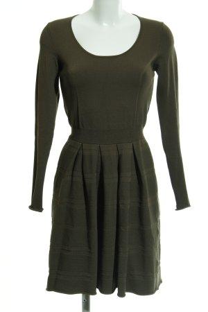Oasis A-Linien Kleid khaki Elegant