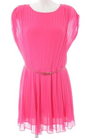 Oasis A-Linien Kleid pink Elegant