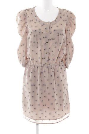Oasis A-Linien Kleid Punktemuster Elegant