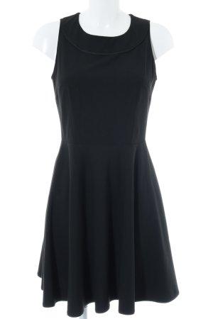 Oasis A-Linien Kleid schwarz Elegant