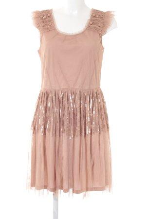 Oasis Abendkleid nude-camel Elegant