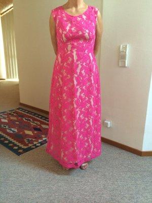 Oasis Abendkleid pink