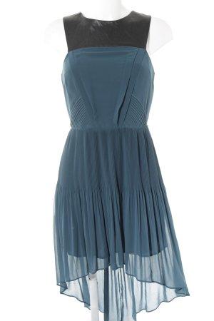 Oasis Abendkleid schwarz-petrol klassischer Stil