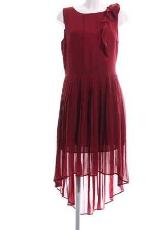 Oasis Blusenkleid rot Elegant