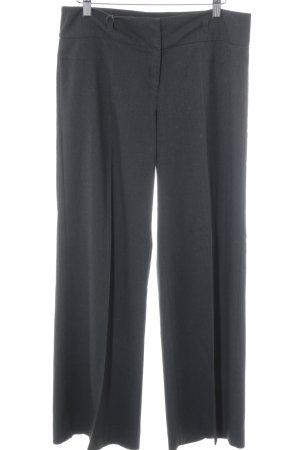 Oasis Pantalon à pinces noir style d'affaires
